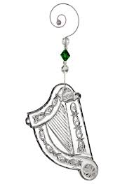waterford harp ornament 2016 blarney