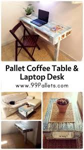 Laptops Desk by 14 Best Computer Desk Images On Pinterest Pallet Furniture