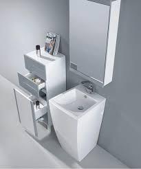 Pedestal Bathroom Vanities Modern Pedestal Sink Altier
