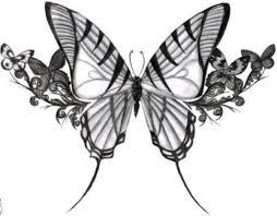 butterfly tattoos tattoofanblog