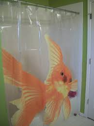 Shower Curtains With Fish Theme How I Remodeled My Kids U0027 Bathroom For Less Than 125