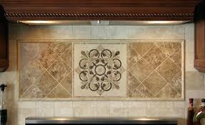 tile medallions for kitchen backsplash tile medallions for country white kitchen with medallion
