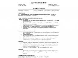 technical writing resume examples homely design resume samples skills 10 resume examples for skills download resume samples skills