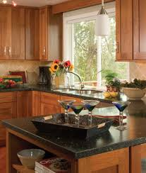 Solid Surface Kitchen Countertops by Solid Surface Countertops Corian Kitchen Counters On Green Solid
