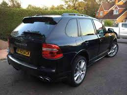 porsche cayenne gts 2008 for sale porsche cayenne turbo 2005 factory power upgrade model car for sale