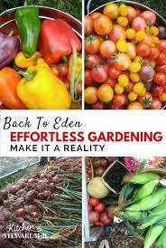 make effortless gardening a reality back garden