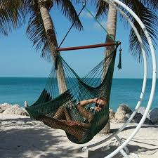 all weather polyester patio garden hammock chairs