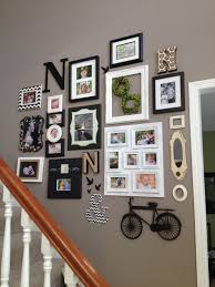 Stairway Wall Ideas by Staircase Wall Decor Home Decor Pinterest Staircase Wall