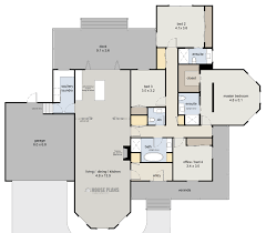 3 bay garage floor plans