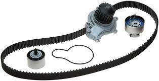 dodge stratus engine timing belt kit with water pump replacement