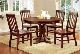 kitchen room round dining table and four chairs kitchen table