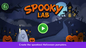 spooky lab pumpkin carving android apps on google play