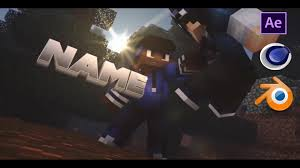 top 5 amazing minecraft animation intro templates after effects