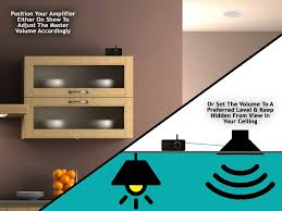 Living Room Bluetooth Speakers Hidden Bluetooth Amplifier U0026 6