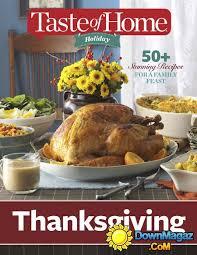 taste of home usa thanksgiving 2015 pdf