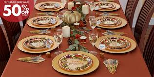 thanksgiving medley thanksgiving supplies tableware