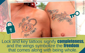 7 amazing lock and key tattoo design ideas to unlock your persona