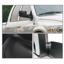 towing mirrors for dodge ram 3500 08 dodge ram 1500 03 09 2500 3500 manual adjust telescoping