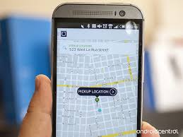 uber for android uber and at t pair up will be preloaded on android phones this