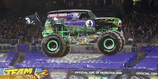 truck monster jam the ultimate monster truck take an inside look grave digger