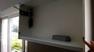verin pour meuble cuisine meuble haut à ouverture électrique blum