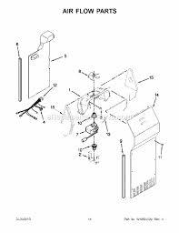 whirlpool wrs325fdam02 parts list and diagram ereplacementparts com