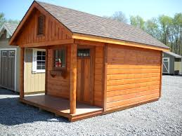 10 16 horizion cabin shed with 4ft porch standard cabins sales