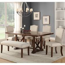 Wayfair Dining Table by Dining Room Tables With Benches U2013 Thejots Net