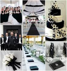 black and white wedding innovative black and white wedding ideas classic black and white