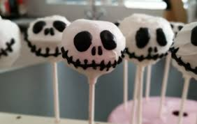 Halloween Cake Pops Recipe Jack Skellington Cake Pops For Halloween Youtube