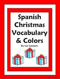 christmas worksheets in spanish mreichert kids worksheets