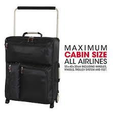 lightest cabin bag it world s lightest cabin 2 wheel polyester cabin suitcase