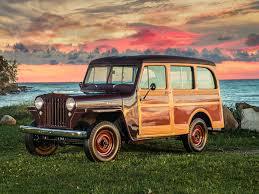 jeep station wagon 2018 1940s