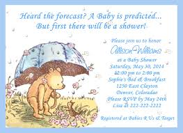 winnie the pooh baby shower invitations pooh baby shower invitations party xyz