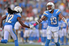 the chargers are busting out the best uniforms in sports for