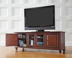 Crosley Tv Stands Amazon Com Crosley Furniture Cambridge 60 Inch Low Profile Tv