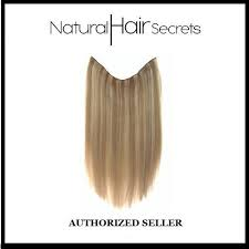 ds hair extensions ds secret flip in human remy hair extensions on platinum blond ebay