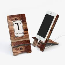 Cell Phone Holder For Desk Personalized Cell Phone Stand And Desk Organizer Monogram Online