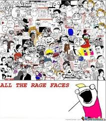 Memes Rage Faces - all the rage faces by ralph1906 meme center
