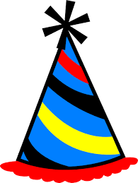 birthday hats best birthday hat png 3553 clipartion