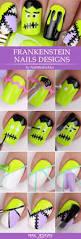 5 easy halloween nails tutorials naildesignsjournal com