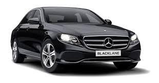 mercedes business class blacklane