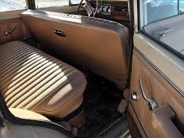 1970 jeep wagoneer interior wyoming roadside find 1979 jeep wagoneer
