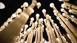 furniture los angeles county museum of art urban light lamp la