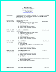 Resume Sample Quality Control Inspector by Set Up A Resume Resume For Your Job Application