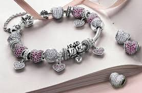 pandora bracelet with charms images Pandora vs chamilia jpg