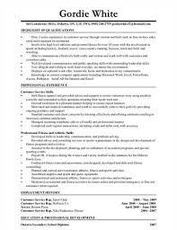 Sample Resume For Fitness Instructor by Personal Trainer U003ca Href U003d