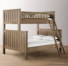 Kenwood TwinOverFull Bunk Bed - Full and twin bunk bed