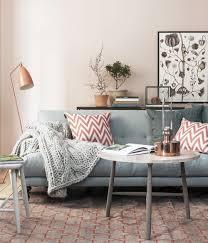 model deco salon tendances décoration dans le salon en 2017