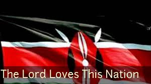 Flag Of Kenya Prophetic Word For The Nation Of Kenya Youtube